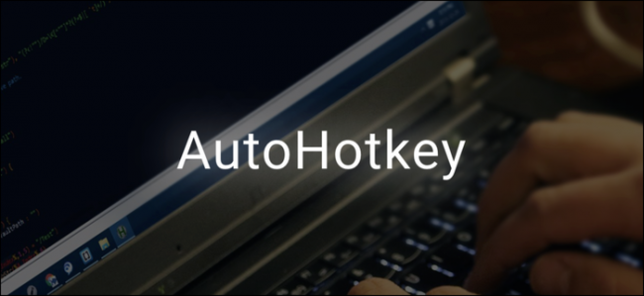 How to Write an AutoHotkey Script