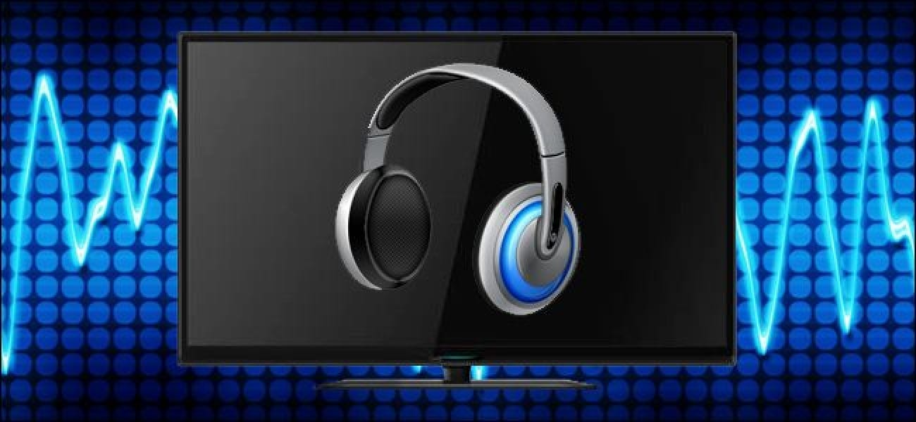 How to Add Bluetooth Headphones to Your HDTV