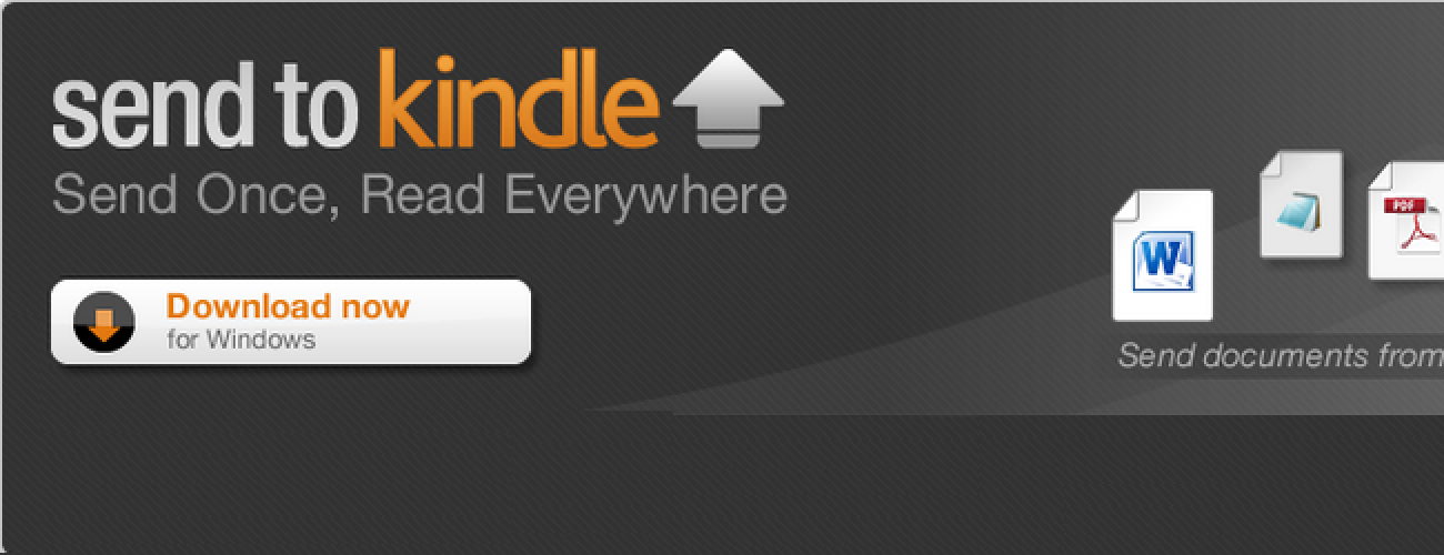 How To Send eBooks & Other Documents To Your Kindle
