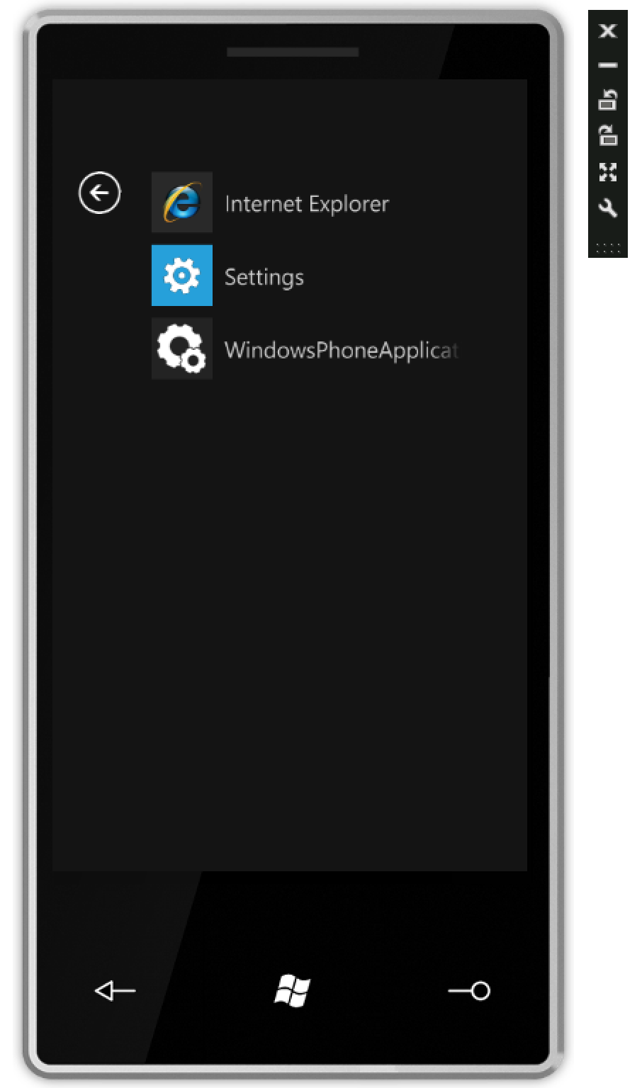 Test All Features Of Windows Phone 7 On