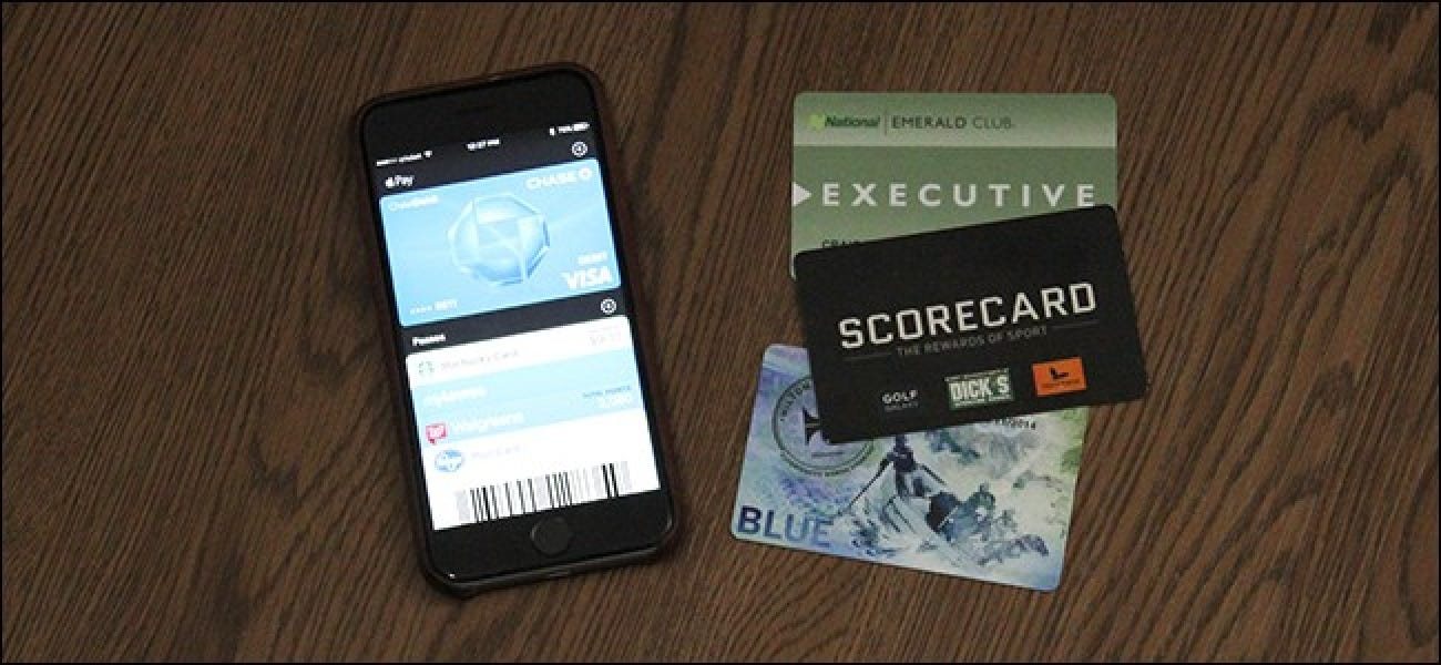 How To Add Any Card To The Iphone Wallet App Even If It