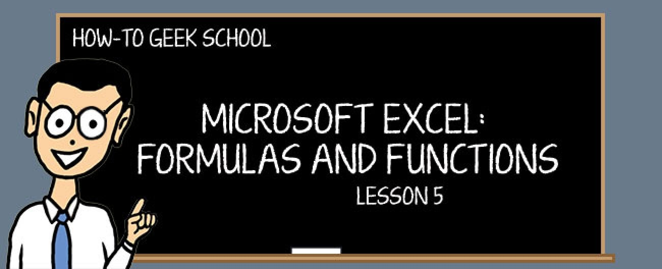 Excel Formulas: Lookups, Charts, Statistics, and Pivot Tables