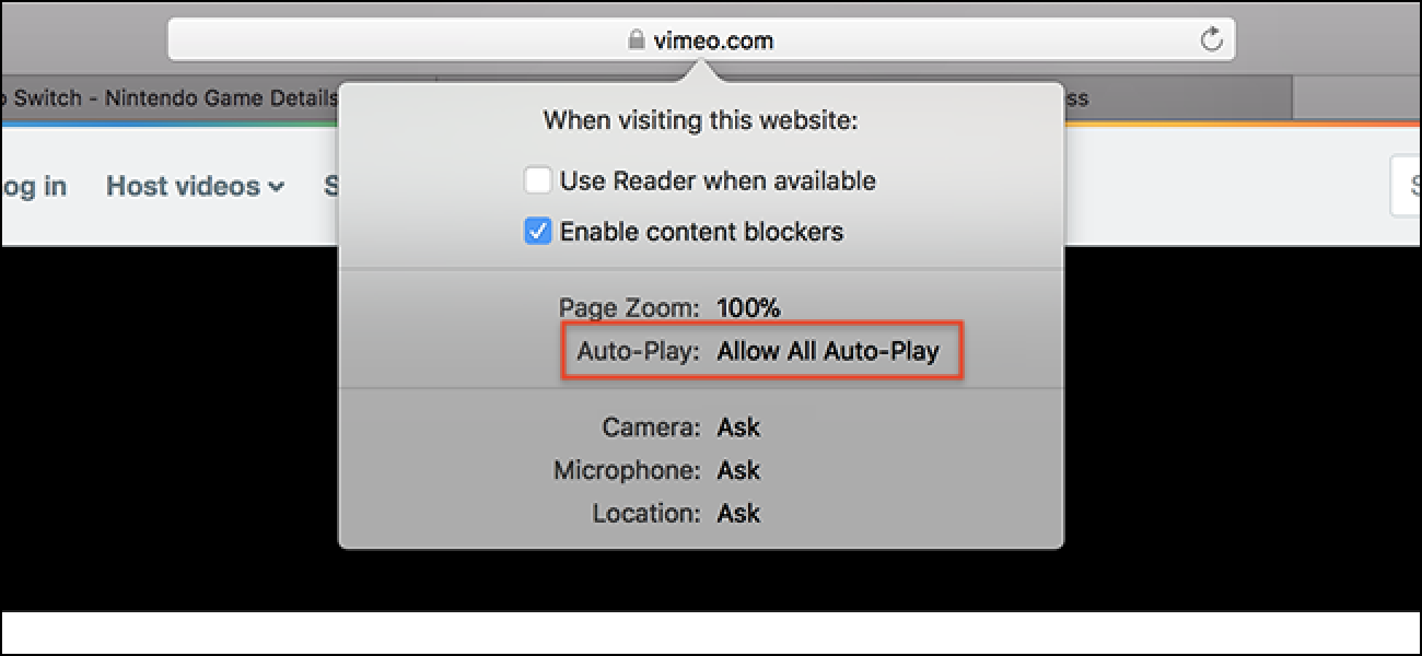 Safari Now Disables Auto-Playing Videos  Here's How to Allow Them