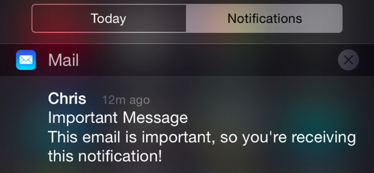 How to Only Get Notifications for Emails You Care About on