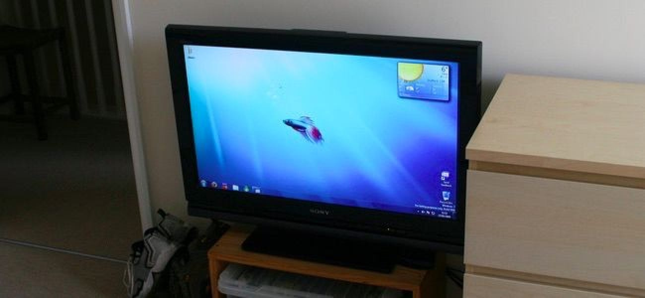 Why You Should Connect A Pc To Your Tv Don T Worry It S
