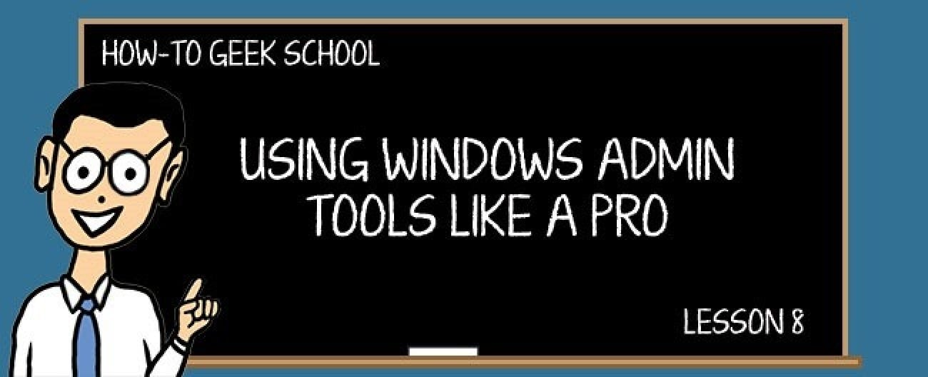Windows Admin: Understanding and Managing Windows Services