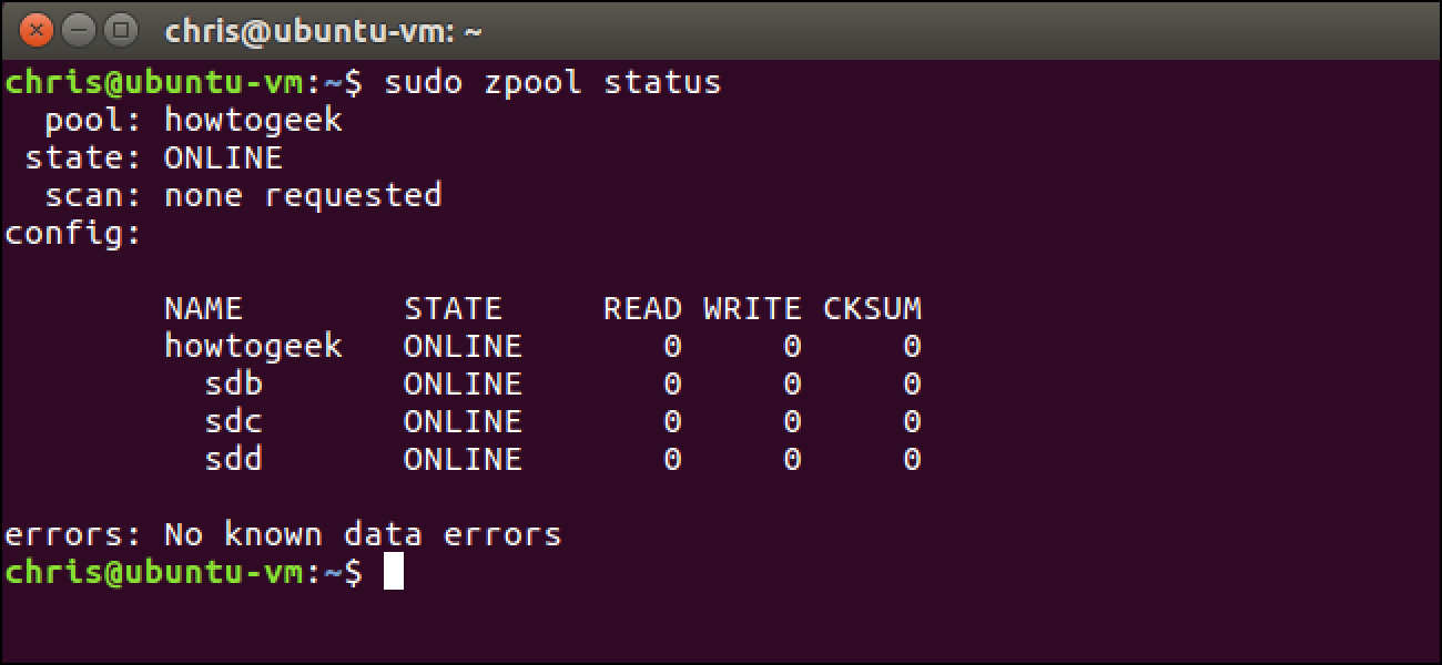 How to Install and Use ZFS on Ubuntu (and Why You'd Want To)