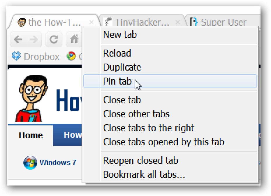 how to open old tabs chrome
