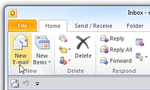 how to create bcc in outlook