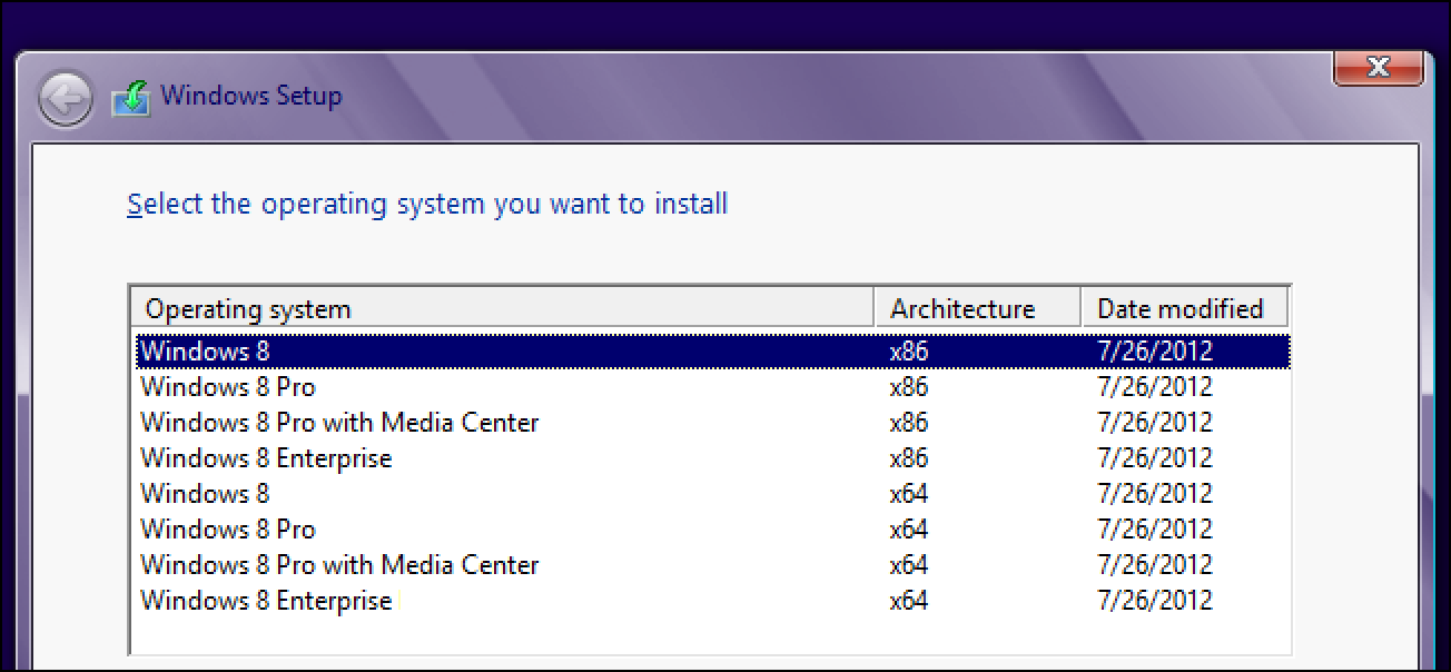 How to Get All the Windows 8 Editions on One Install Disk