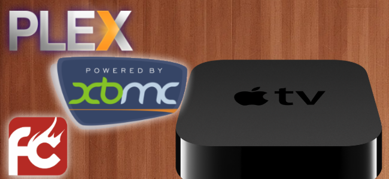 How to Install Alternate Media Players on Your Apple TV (XBMC, Plex)