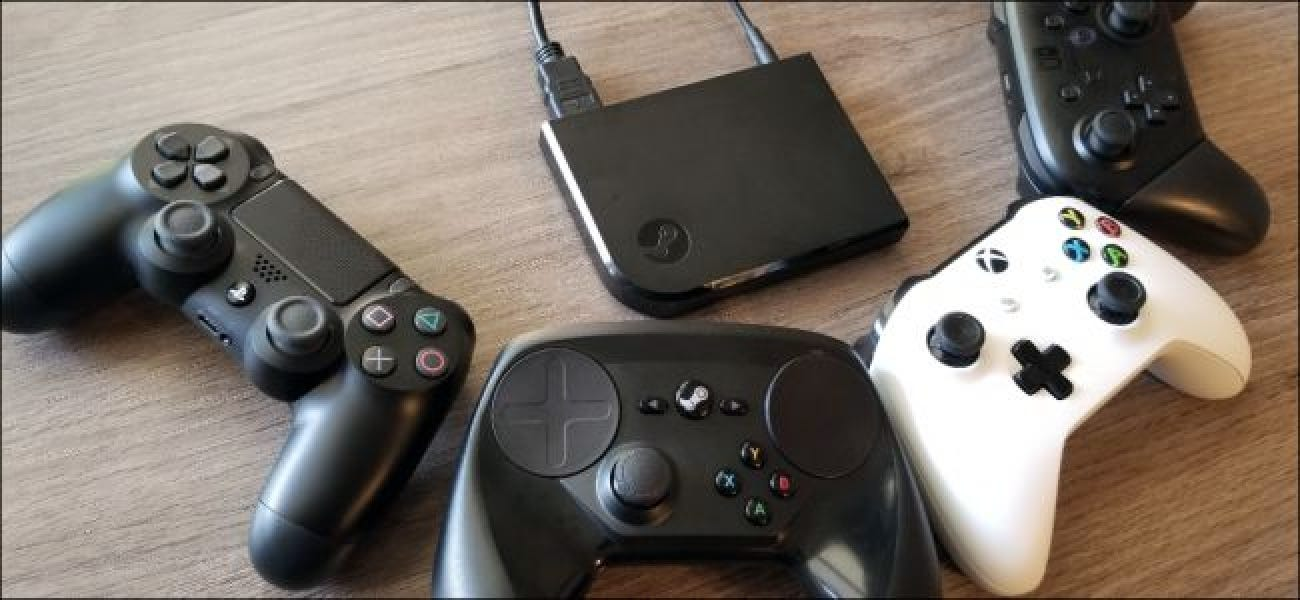 How to Connect Any Console Game Controller to a Windows PC