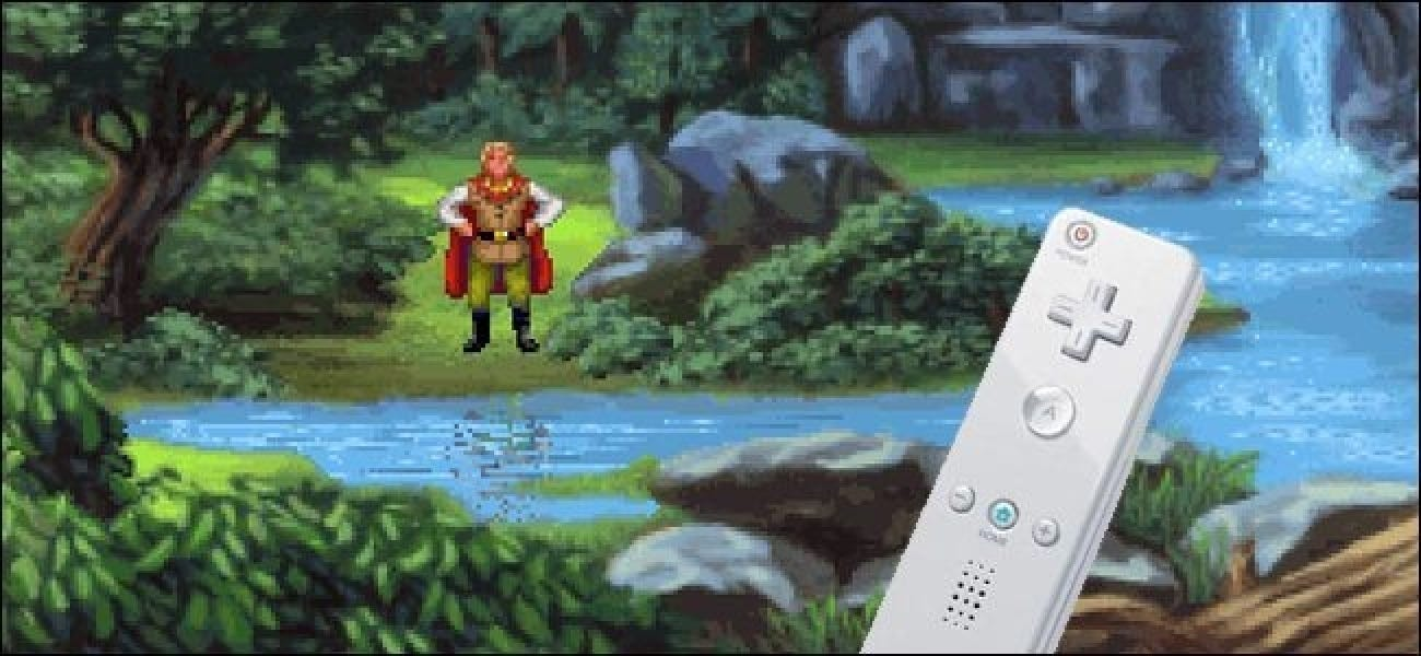 How to Play Retro Point-and-Click Adventures on Your Wii