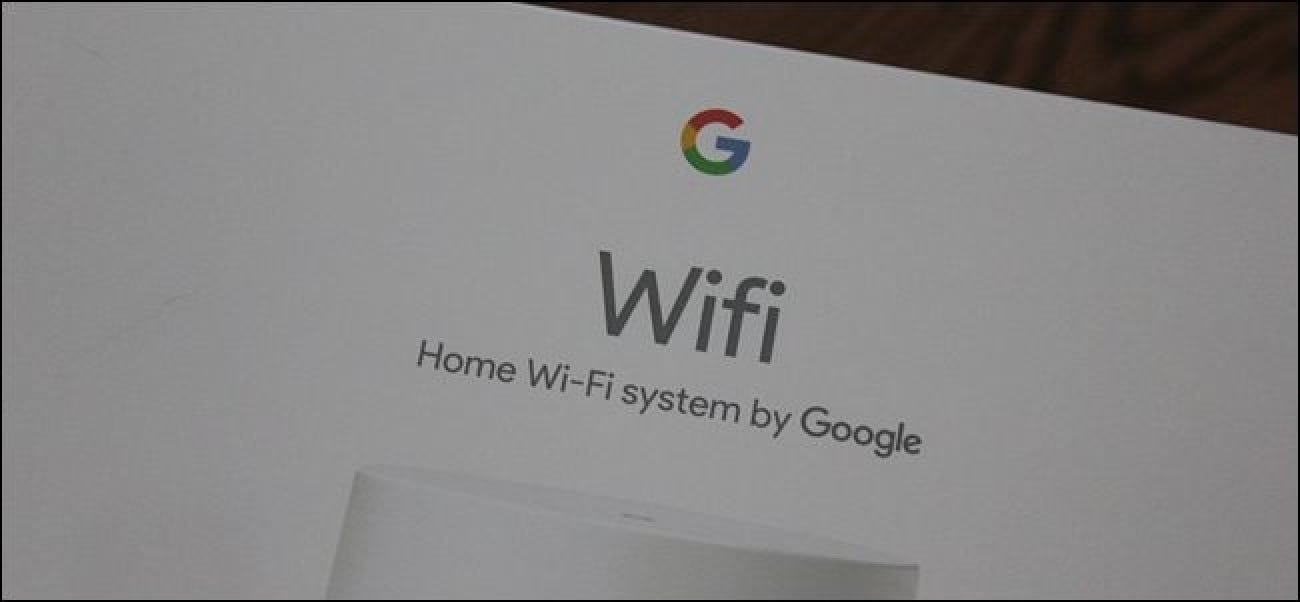 How To Set Up The Google Wifi System