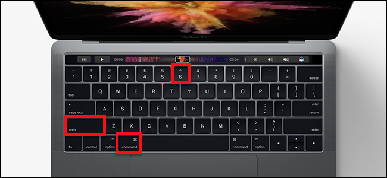 How to Take a Screenshot of Your MacBook's Touch Bar