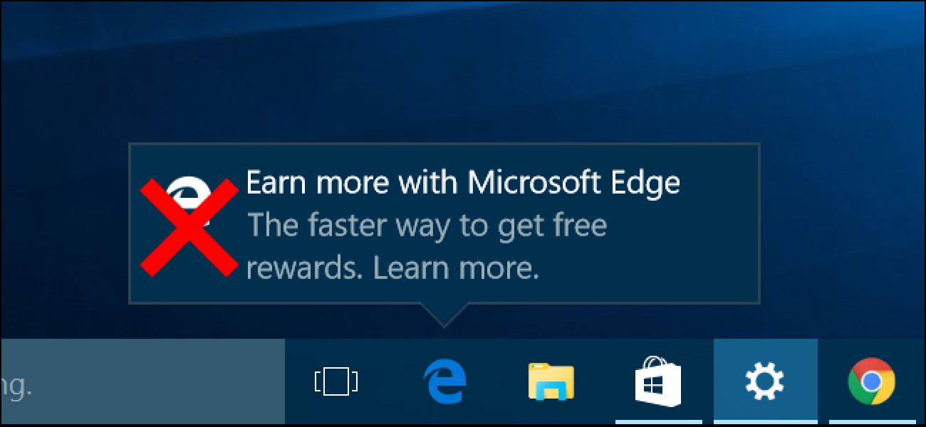 Pop Ups Erlauben Windows 10: How To Disable Windows 10's Taskbar Pop-up Notifications