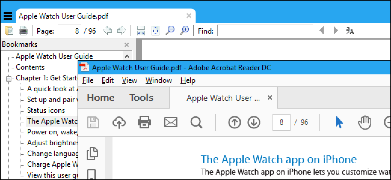 How to Pick Up Reading Where You Left Off in a PDF File