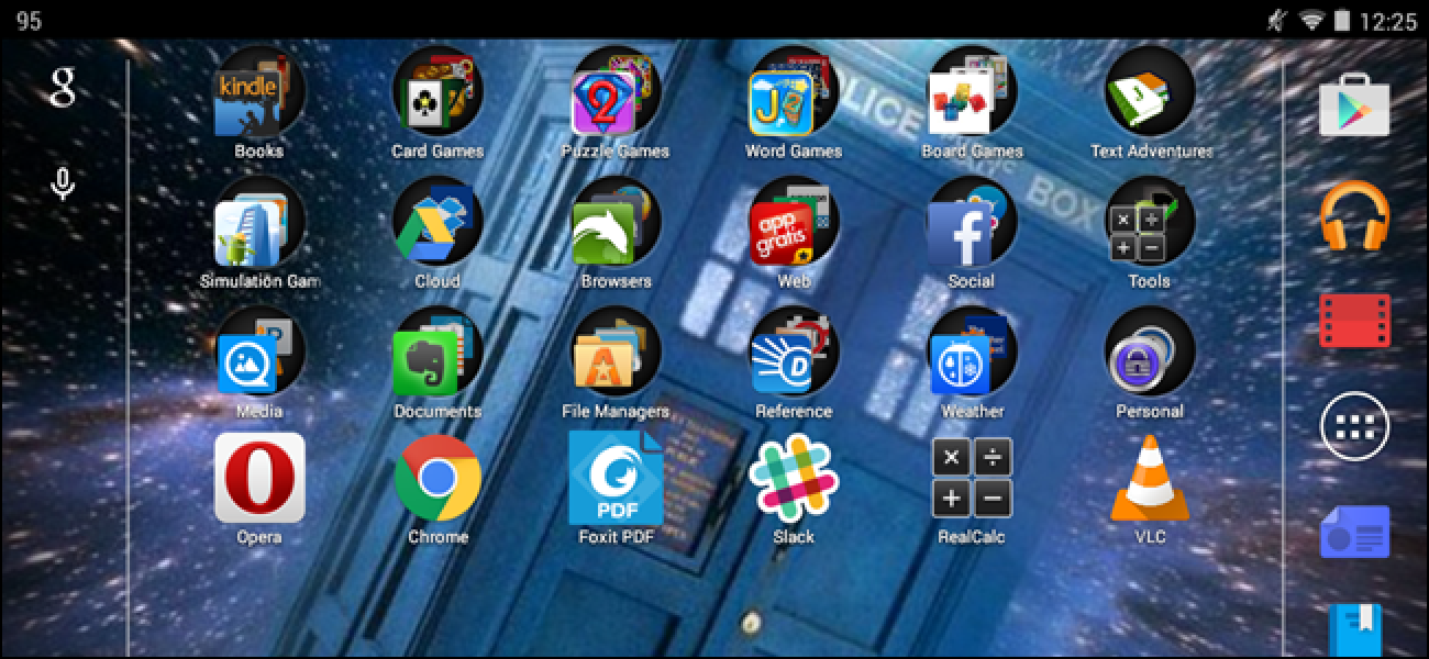 Stop Google Play Adding Icons to the Home Screen for Installed Apps