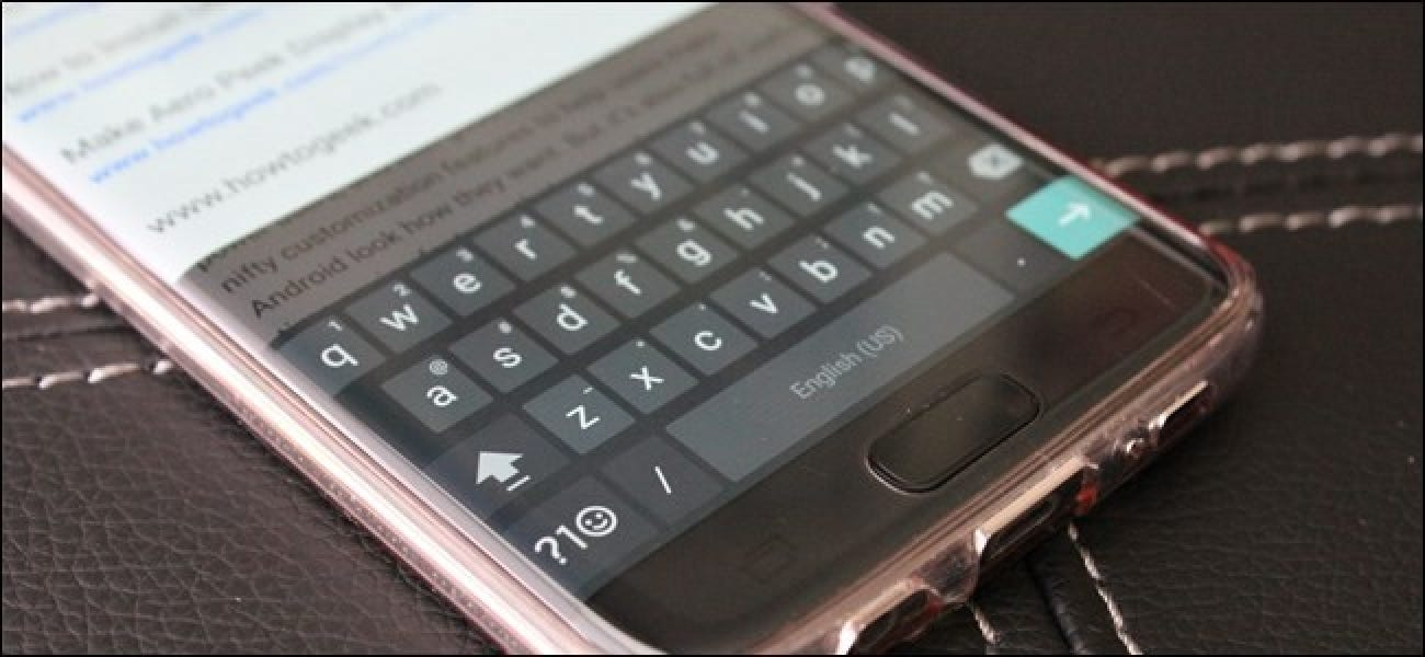 How to Change Sounds and Vibration on Google Keyboard for
