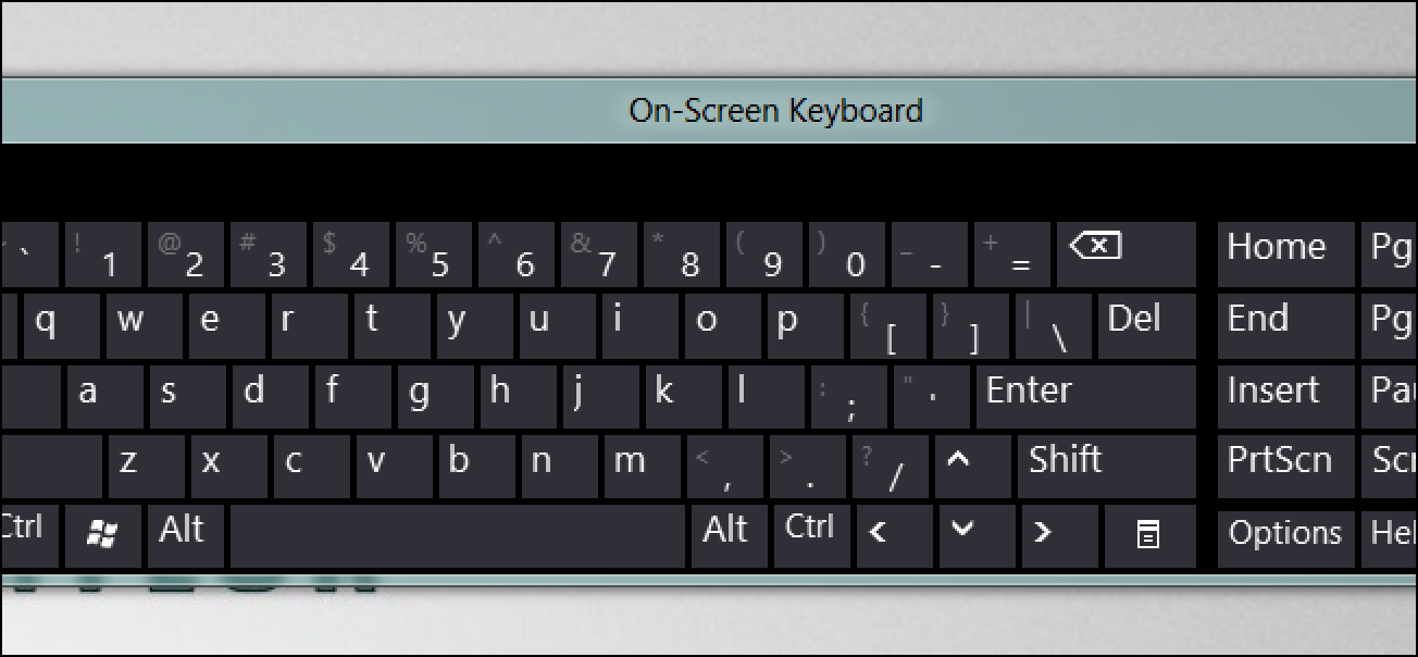 How To Change Your Keyboard Layout In Windows 8 Or 10