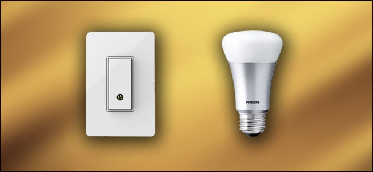Smart Light Switches Vs  Smart Light Bulbs  Which One
