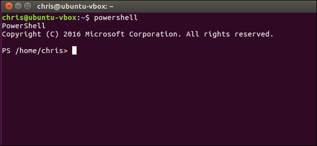 How to Install Microsoft PowerShell on Linux or OS X