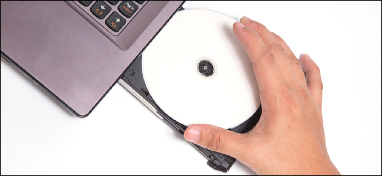 How To Open Your Optical Drive Using A Keyboard Shortcut