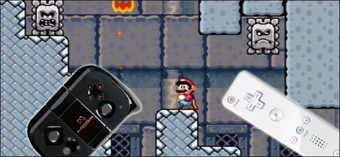 How to Play Games with a Physical Controller on Your Android