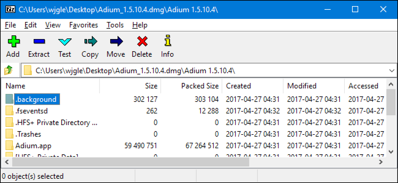 How To Open Dmg Files In Windows