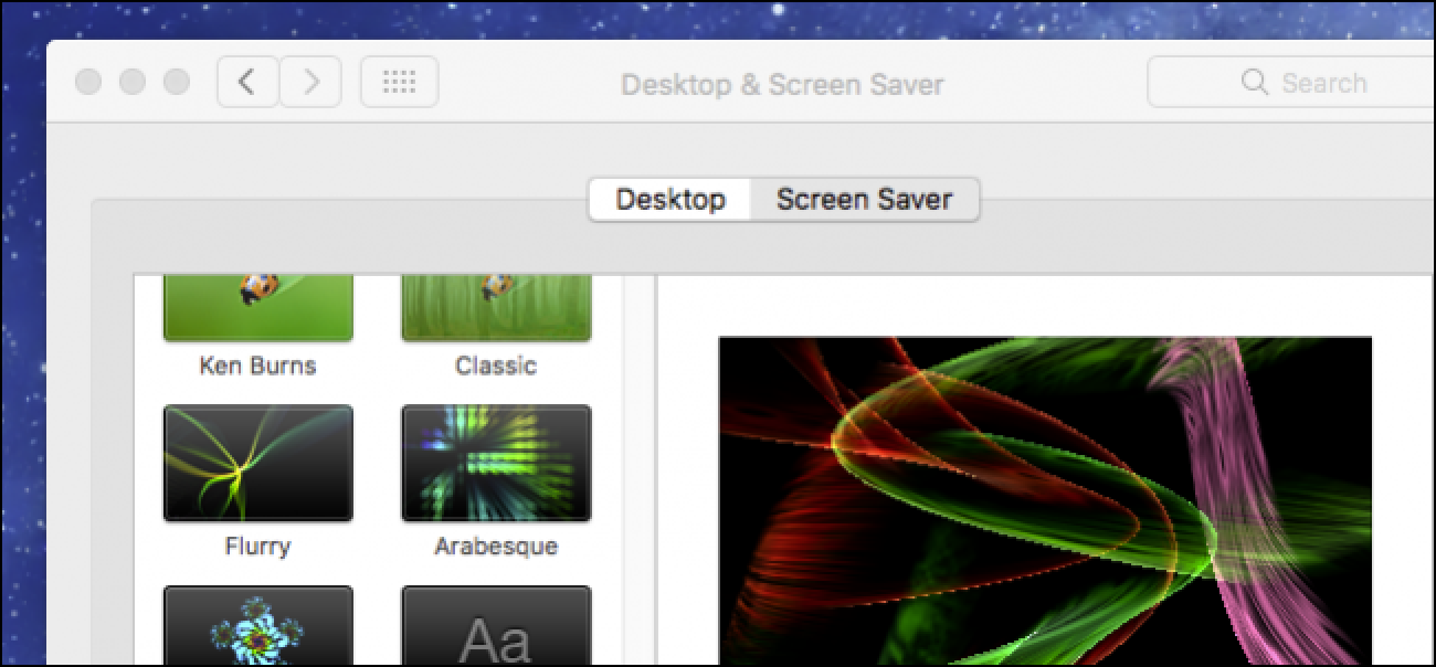 How to Enable and Configure Screen Savers on a Mac