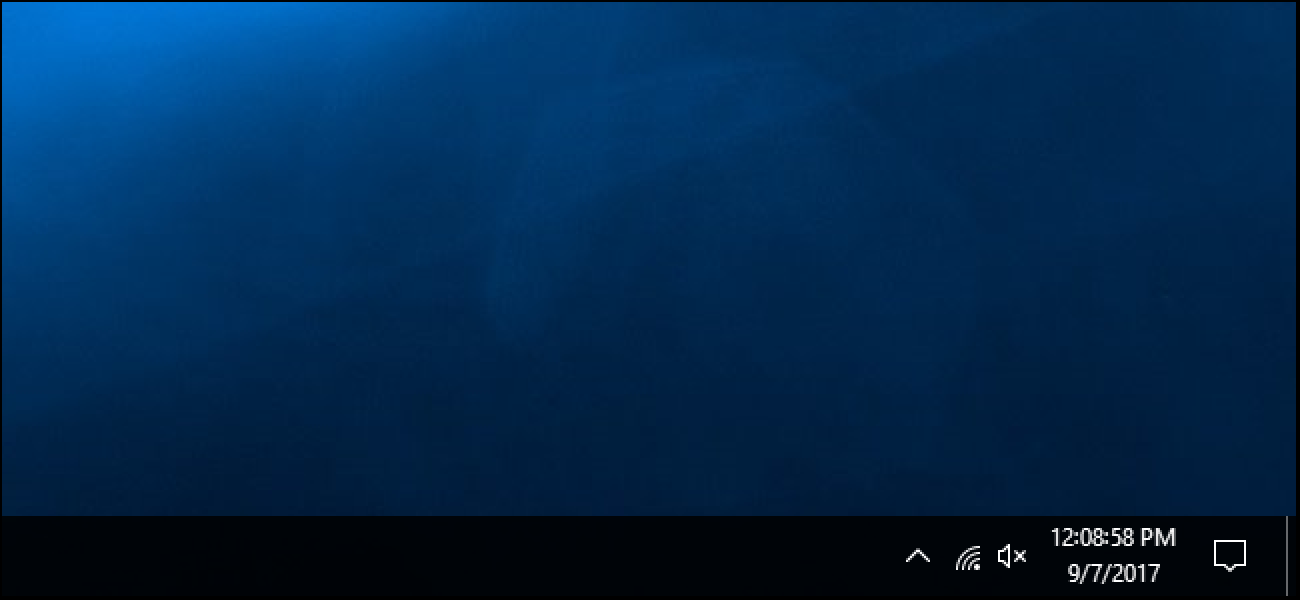 How to Make Windows 10's Taskbar Clock Display Seconds