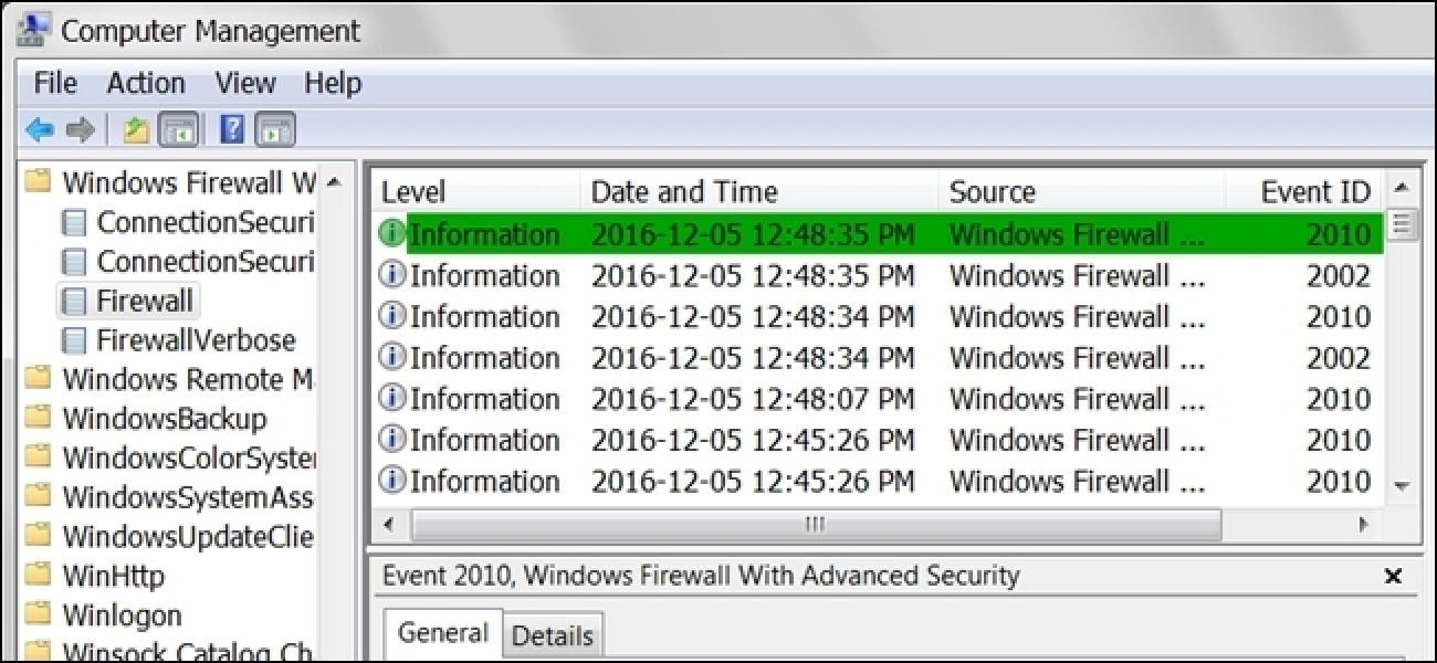 How Do You Reopen a Windows Firewall Prompt?