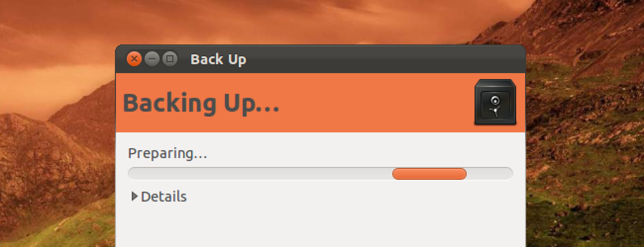 How to Back Up Ubuntu the Easy Way with Déjà Dup