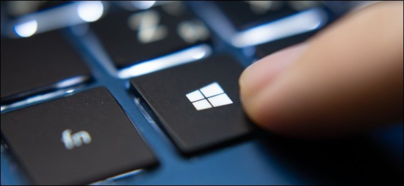 How to Create a Windows Key If You Don't Have One thumbnail