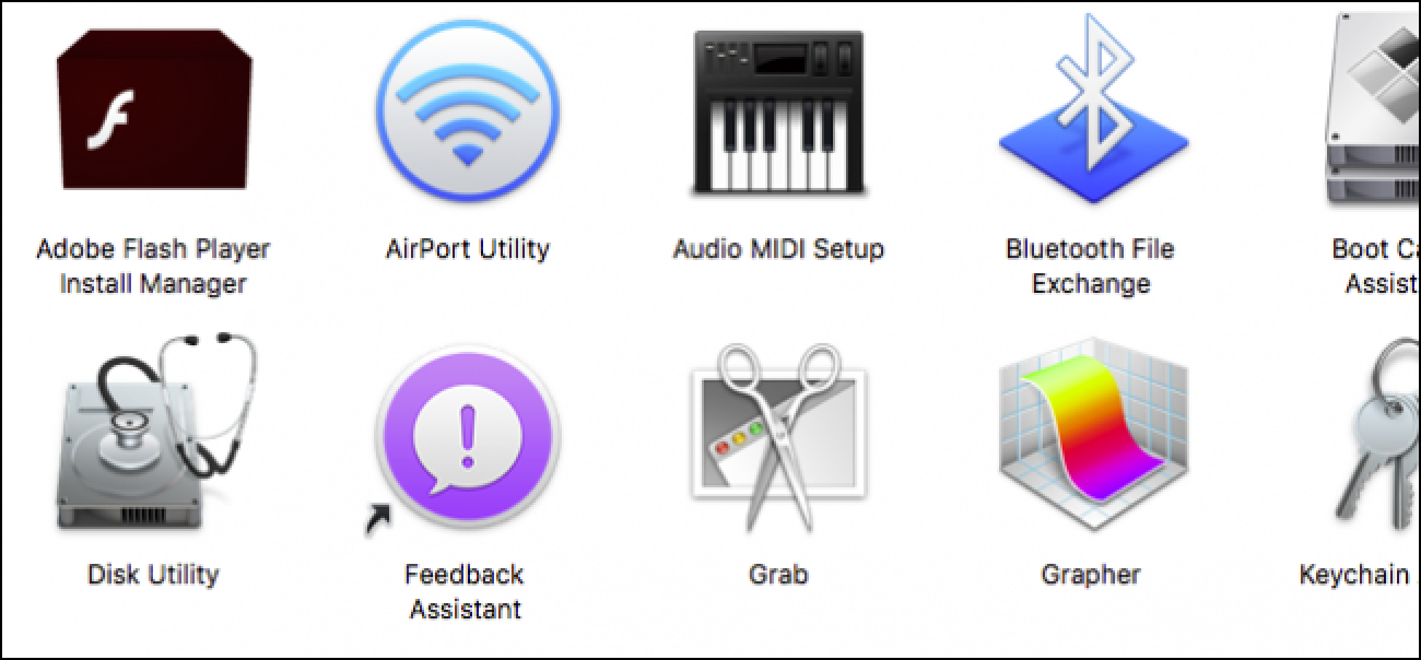 How to Use the Grab Utility in OS X for Advanced Screenshots