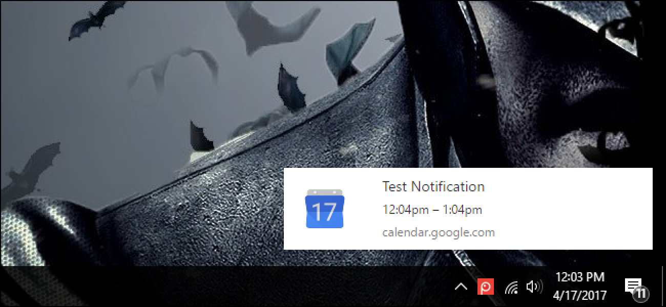 unix 2019 naptár How to Enable Desktop Notifications for Google Calendar in Chrome unix 2019 naptár