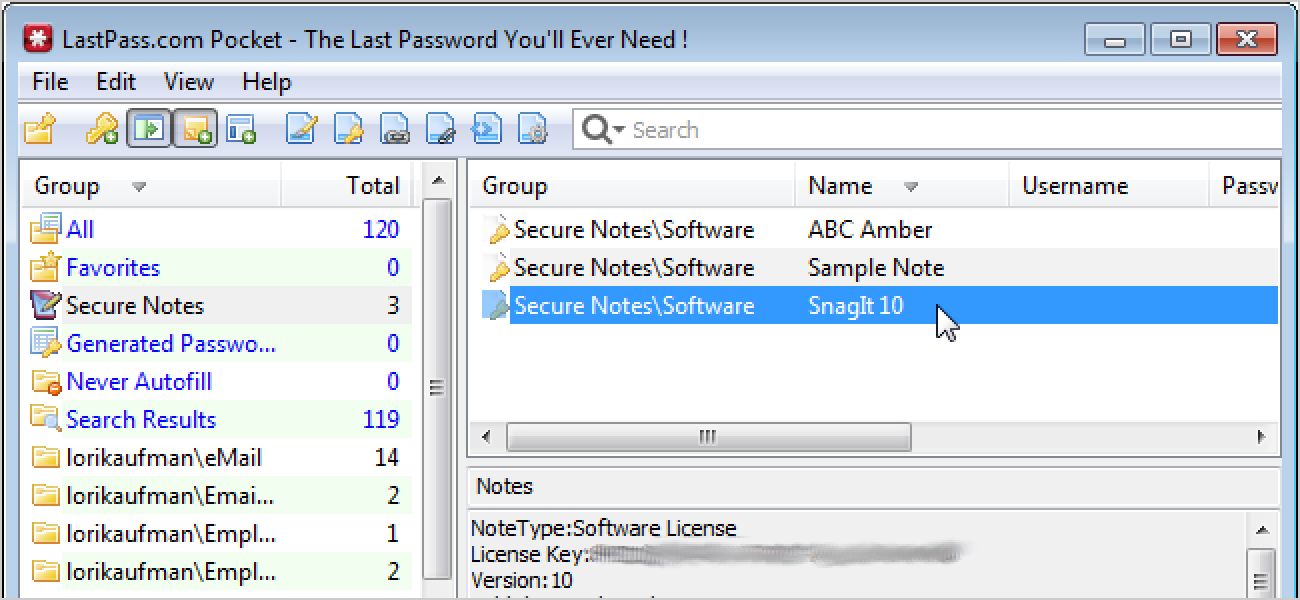 Use a Free, Portable Tool to View your Passwords from Your