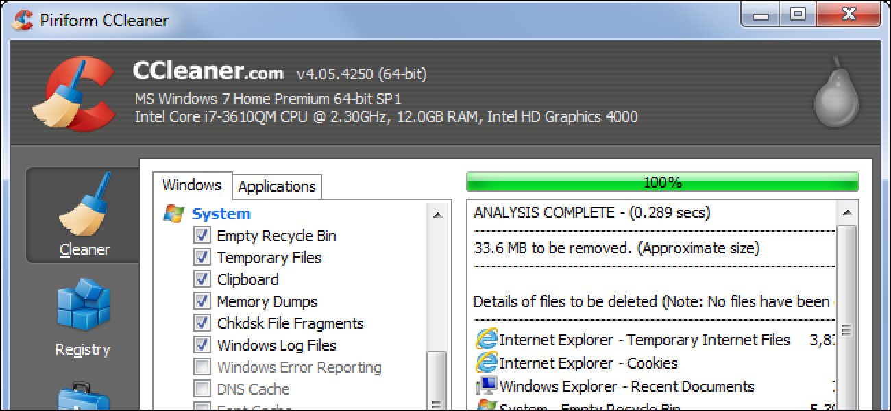 temp file cleaner for windows 7 free download
