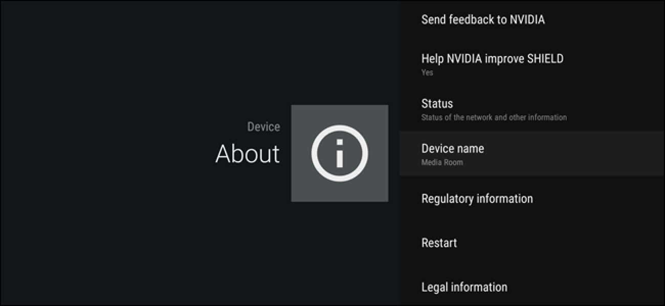 How to Change Your Android TV's Device Name