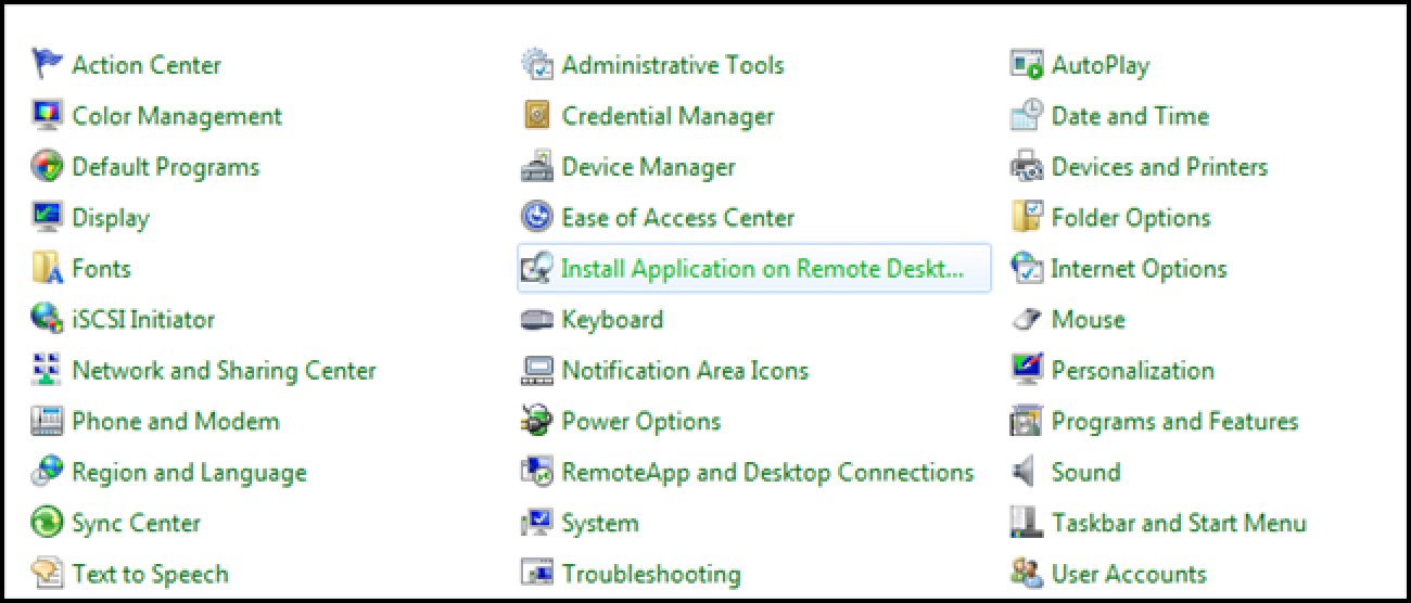 IT: How to Correctly Install Applications on a Remote Desktop Server