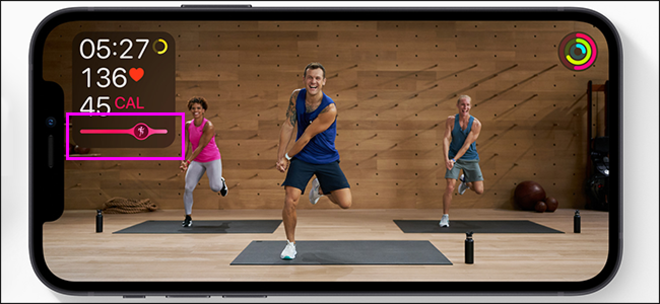 Why Can't I See the Burn Bar on My Apple Fitness+ Workouts?