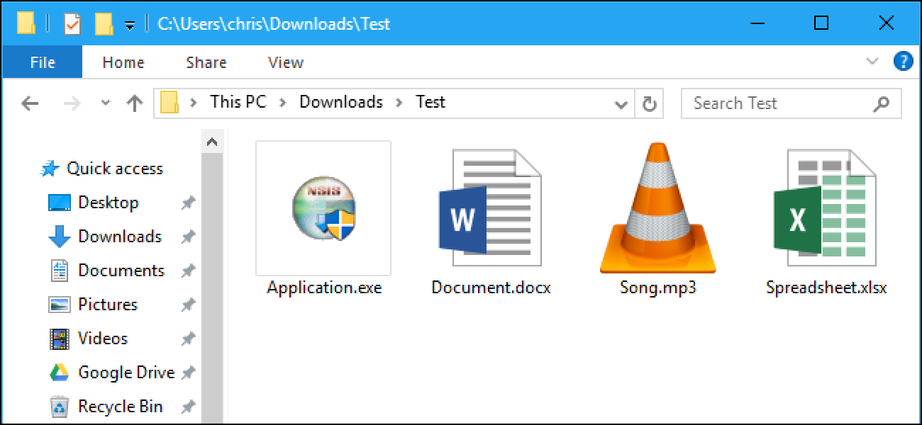 file extension exe free download for windows 7