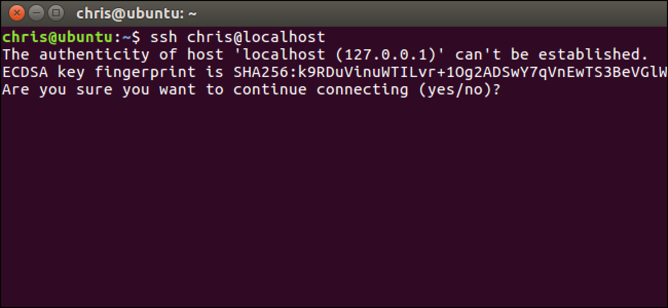 How to Connect to an SSH Server from Windows, macOS, or Linux