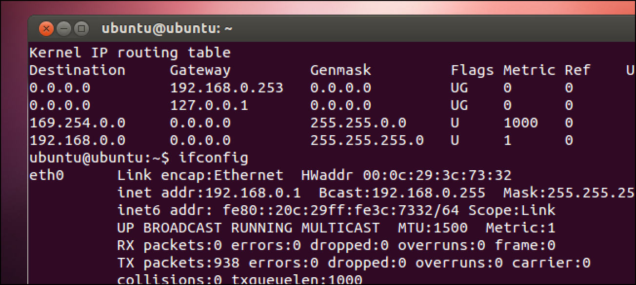 How to Change Your IP Address From the Command Line in Linux