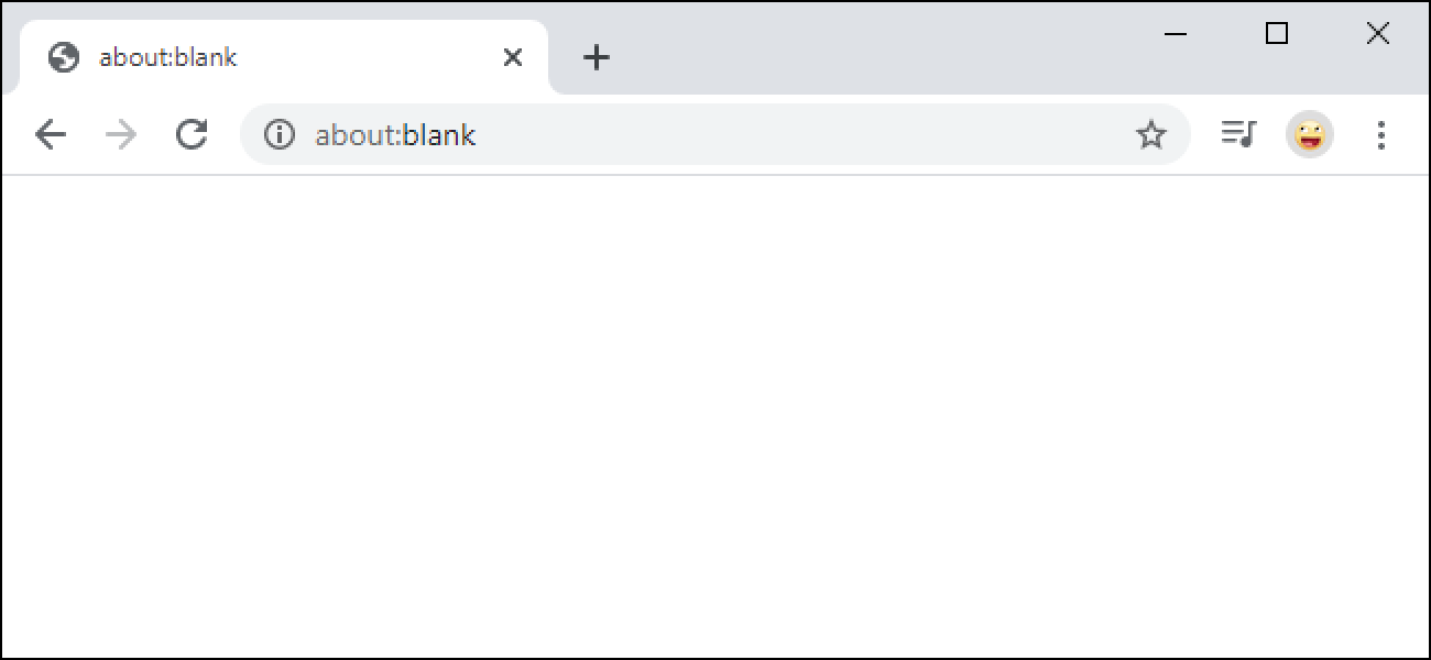 What Is about:blank, and How Do You Remove It?