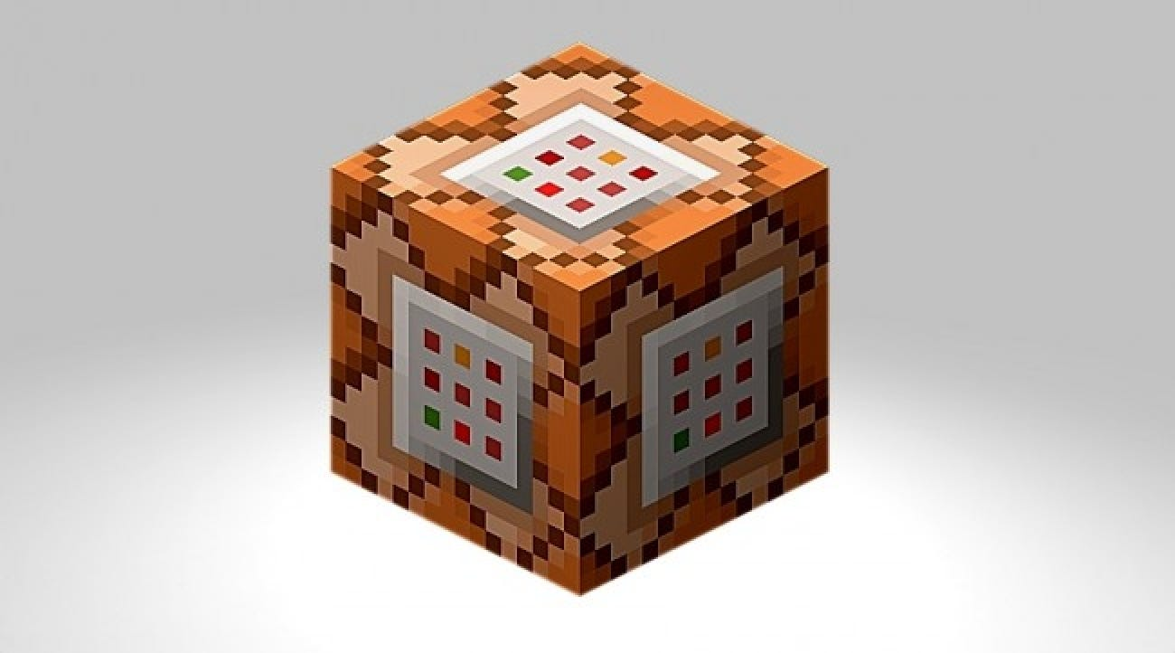 The Beginner U2019s Guide To Command Blocks In Minecraft