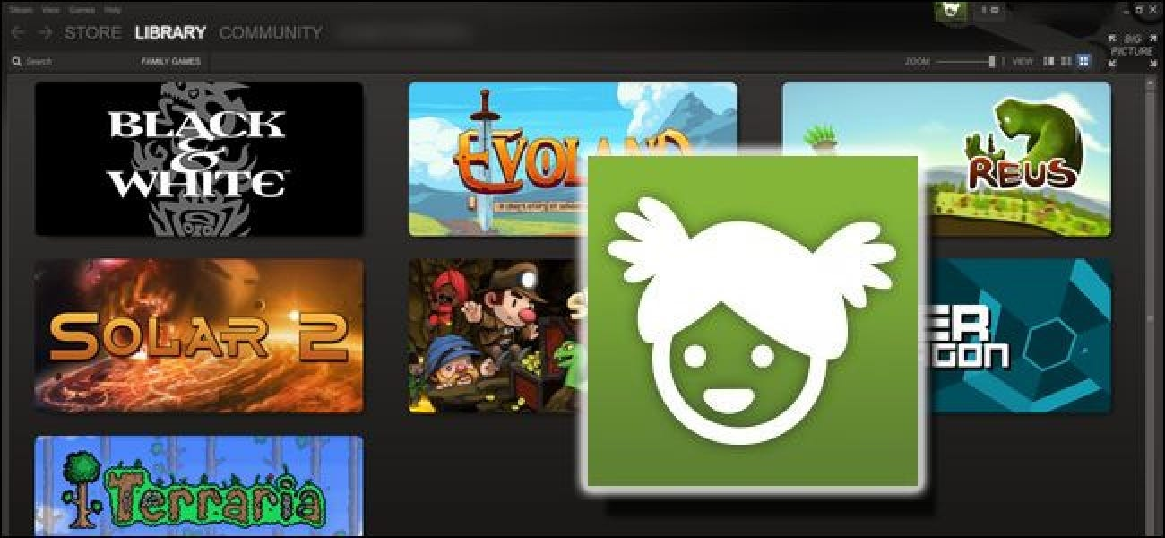 How to Enable Family Options (aka Parental Controls) In Your Steam