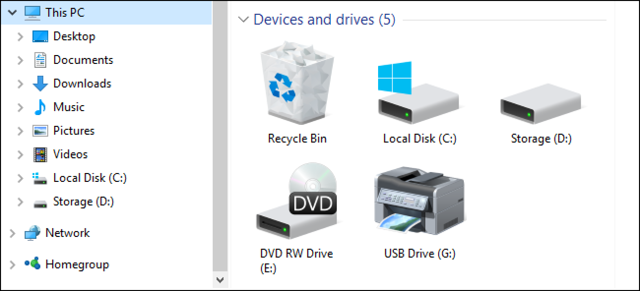 How to Add Recycle Bin to Windows' File Explorer