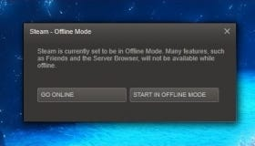 Steam Offline
