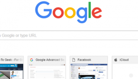 how to change new tab page on chrome